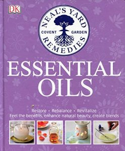 NYR Essential Oil Book - A-Z of Essential Oils Book