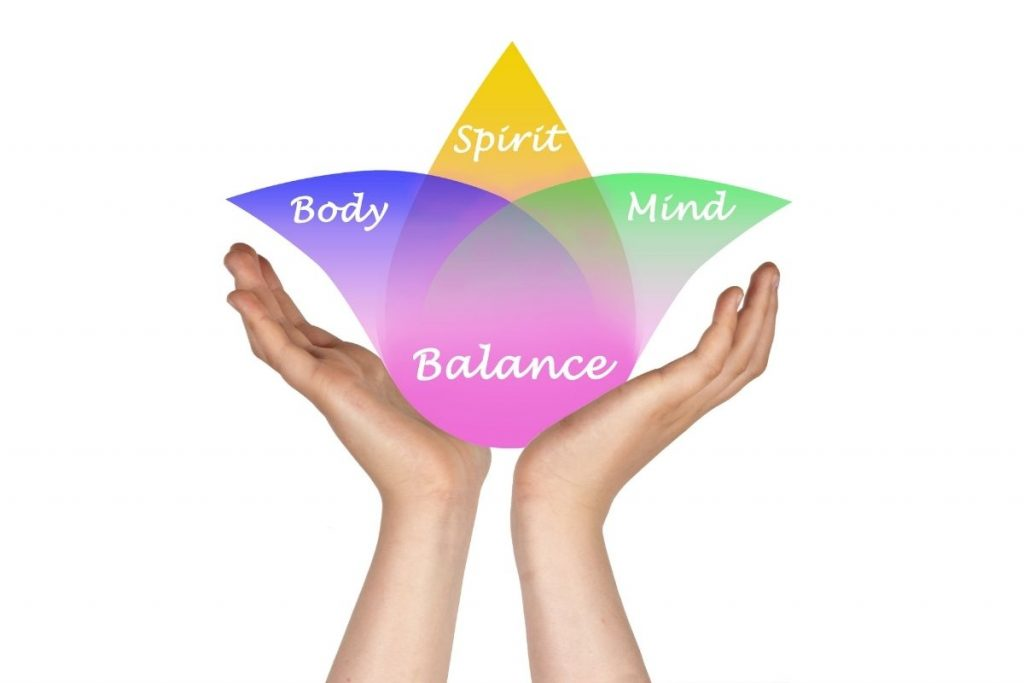 mind body spirit balance the world of health experts