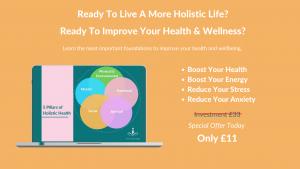 5 Pillars Of Holistic Health Course