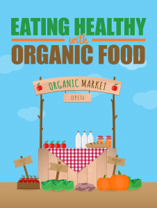 Eating health With Organic Food Small
