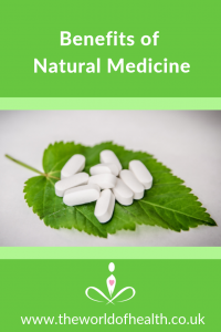 Benefits Of Natural Medicine