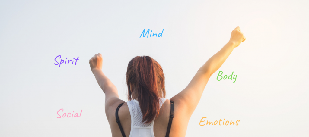 Holistic Wellness – 5 Pillars Of Holistic Wellbeing