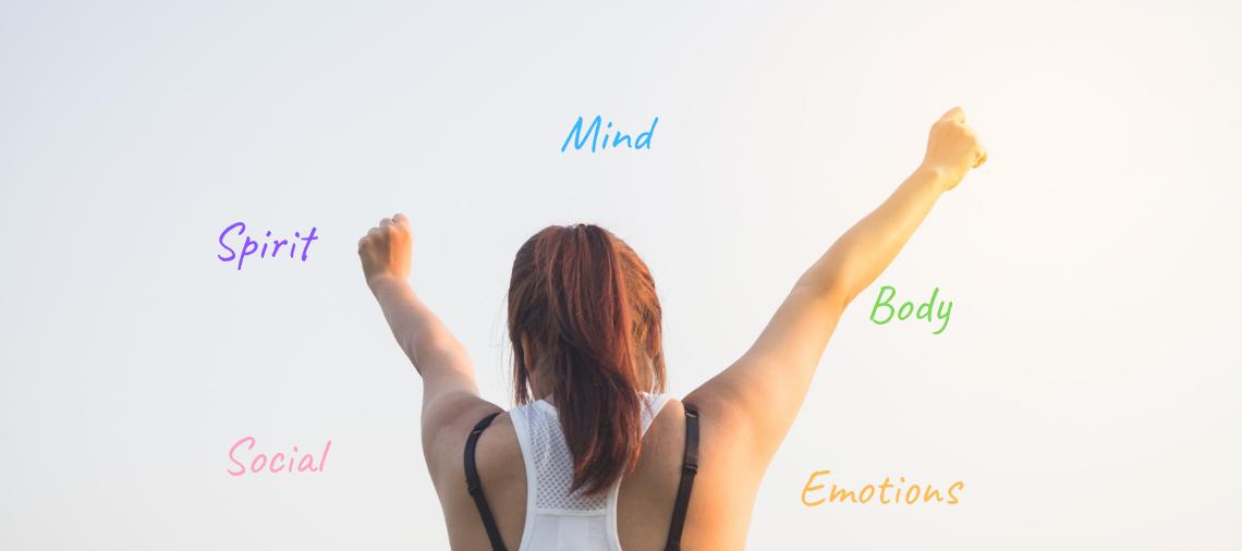 Holistic Wellness 5 Pillars Of Holistic Wellbeing The World Of Health