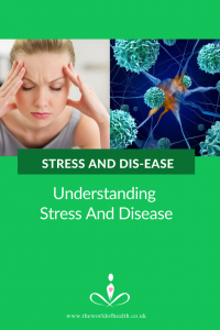 Stress And Dis-ease, Understanding Stress And Disease by The World of Health