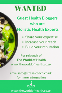 Health Bloggers Wanted - The World of Health