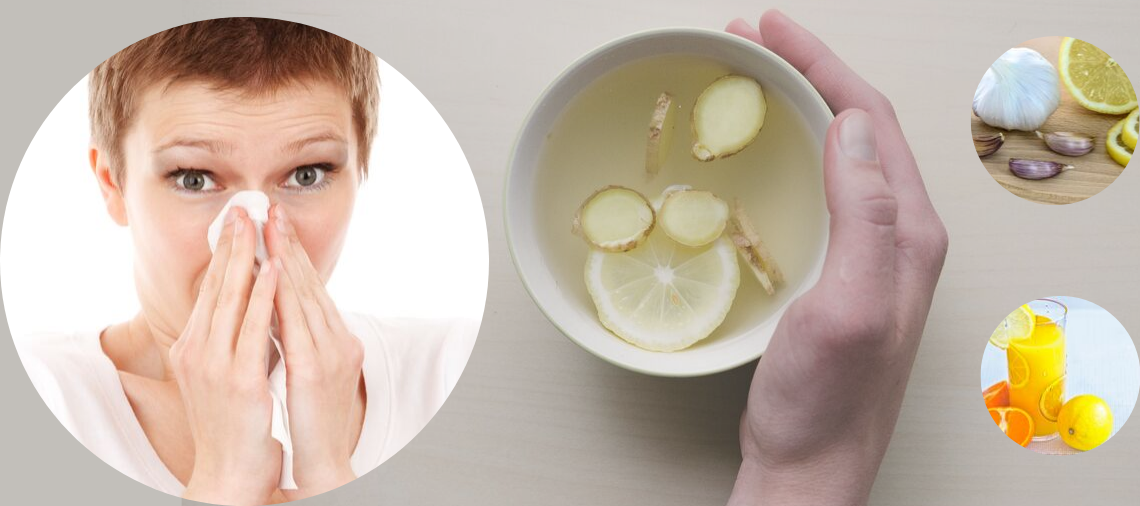 Natural Remedies For Colds And Flu