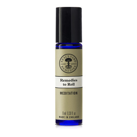 meditation oil blend for body