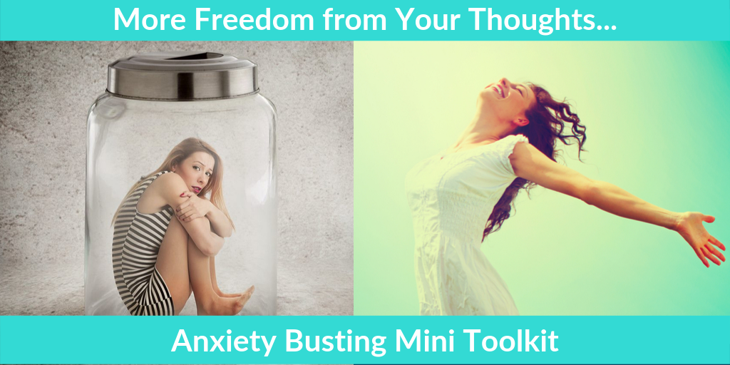 freedome from anxiety over anxious thoughts