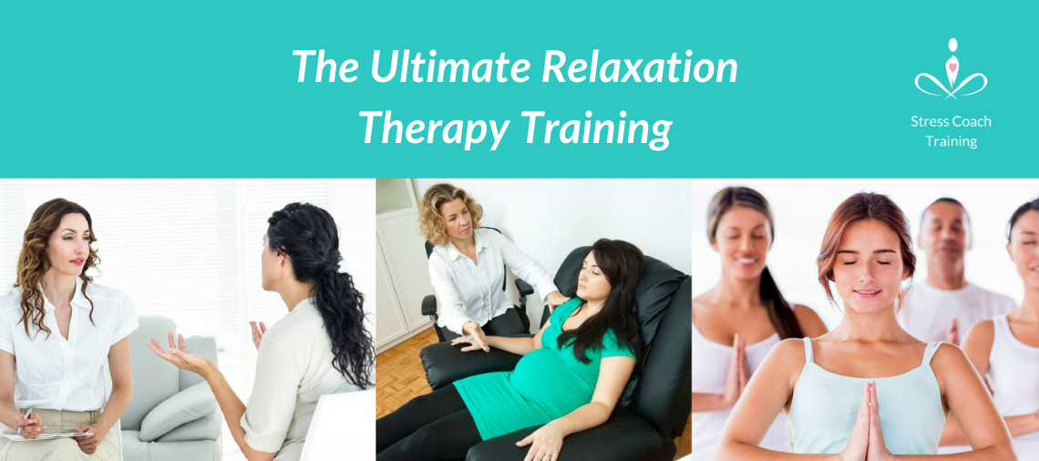 best relaxation therapist training for therapists coaches