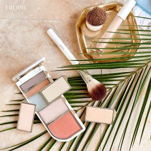 Natural Make Up From Tropic