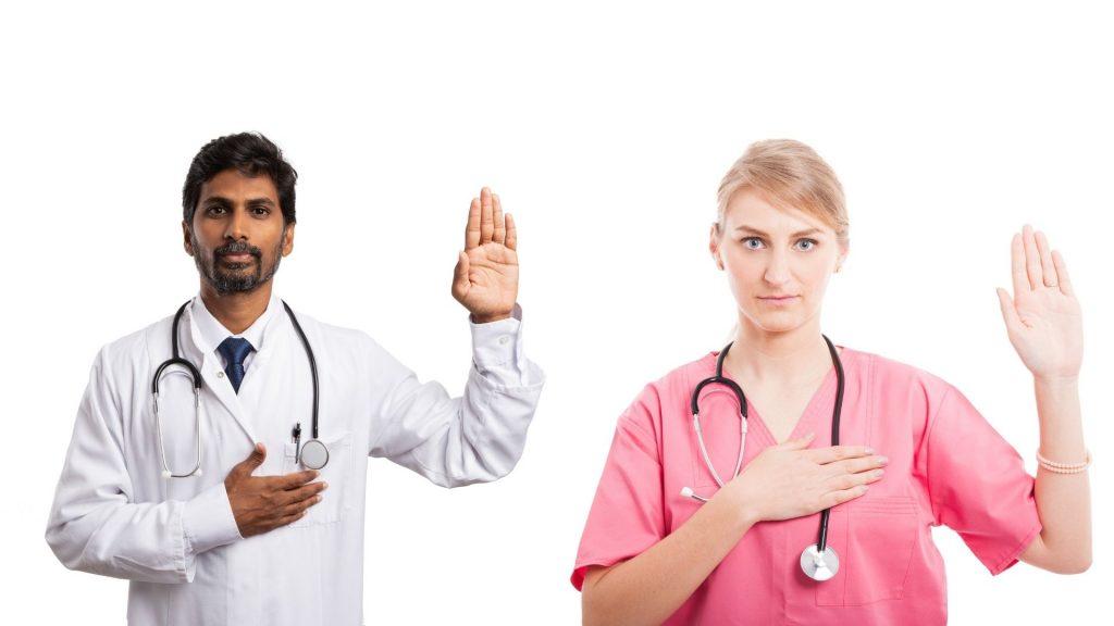 Hippocratic Oath – Do No Harm
