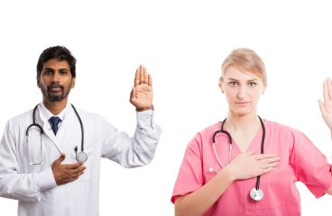 Hippocratic Oath - Do No Harm First Is The Most Important Aspect Of The Medical Oath