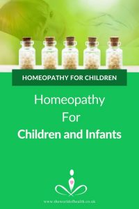 Homeopathy For Children And Infants