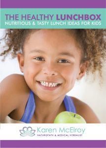 Kids Healthy Lunchbox Ideas Ebook