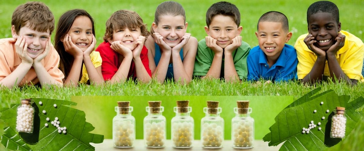 Why Choose Homeopathy For Children and Infants - Homeopathic Medicine For Children by Naturopath Karen McElroy.